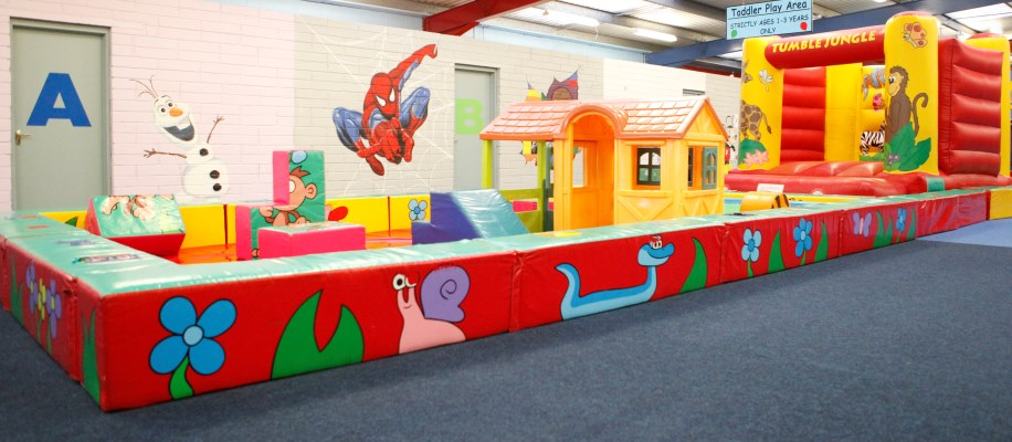 Tumble Jungle PlayCentre Ballina Mayo
