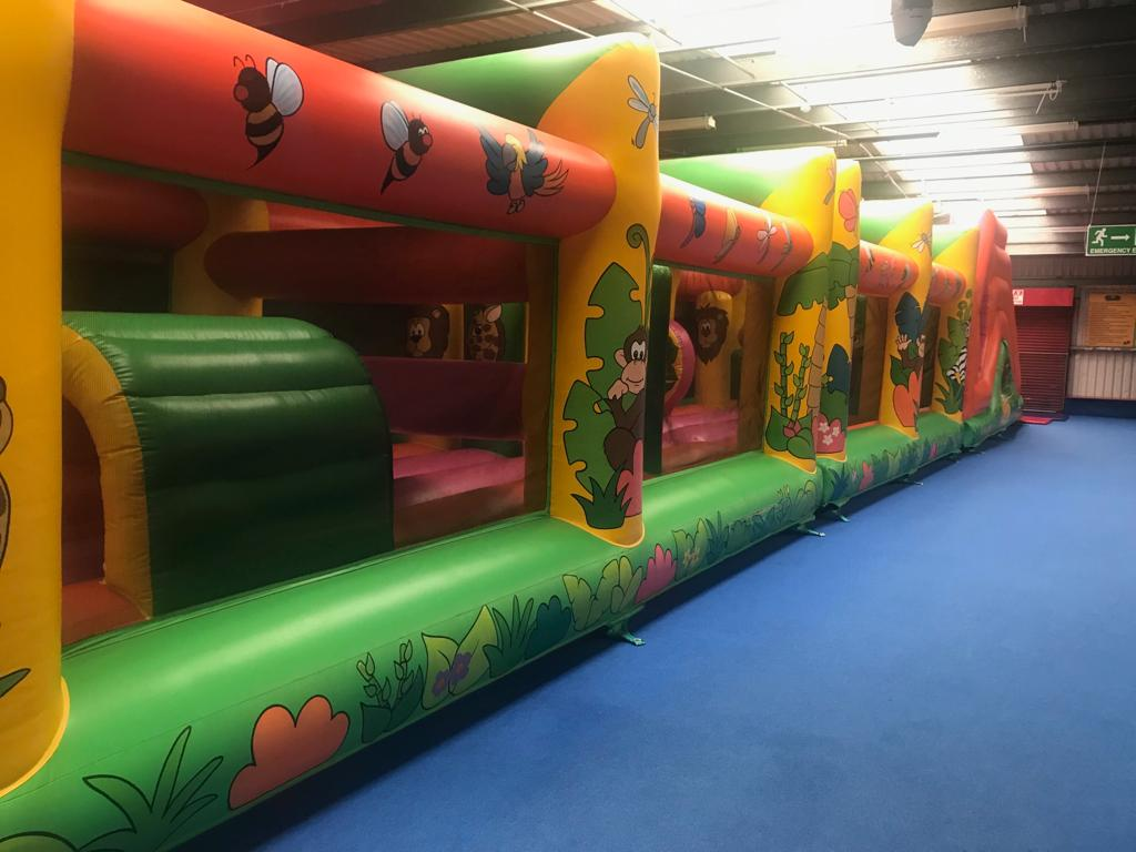 Tumble Jungle Ballina Mayo